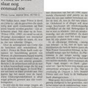 Prince - Come recensie - De Volkskrant - 12-08-1994 (apoplife.nl)