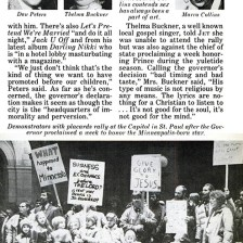 Prince - What's Behind Protest Of Prince In His Hometown - Jet 21-01-1985 - Pagina 2 (prince.org)