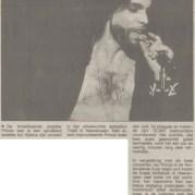 Prince - Nude Tour - Heerenveen recensie Algemeen Dagblad 07-08-1990 (apoplife.nl)
