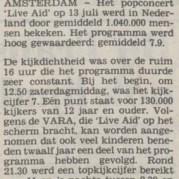 Live Aid - Parool 25-07-1985 (apoplife.nl)