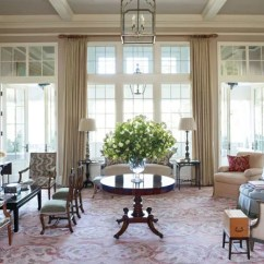 How To Decorate The Living Room Paint Colors With Grey Furniture Look Inside Suzanne Rheinstein's Georgian-style House In ...