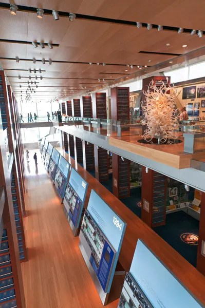 US Presidential Libraries Photos  Architectural Digest