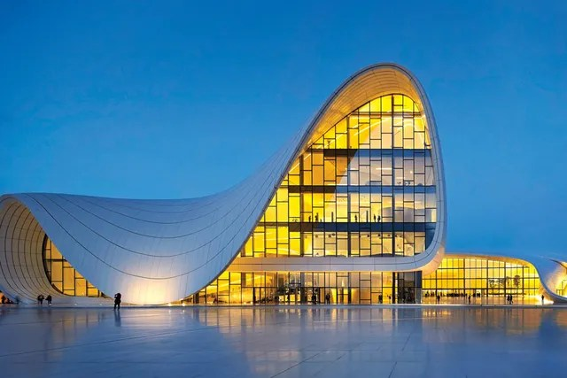 Ten Daring New Buildings Around The World Photos