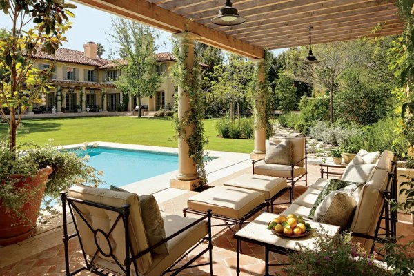 patio and outdoor space design