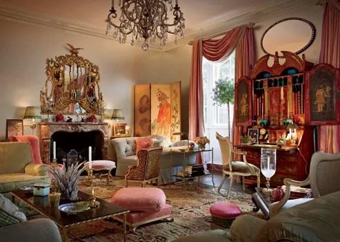 Mario Buatta Transforms a Fifth Avenue Apartment Into an