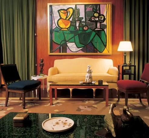 Design Legends JeanMichel Frank  Architectural Digest