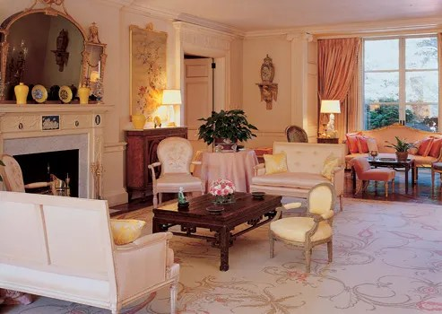 William Hainess Hollywood Interior Design  Decorating  Architectural Digest
