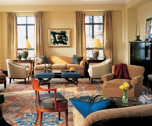 Design Legends Jed Johnson Photos  Architectural Digest