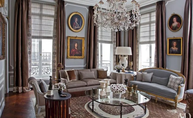 An American Couple S Paris Home Celebrates French Style