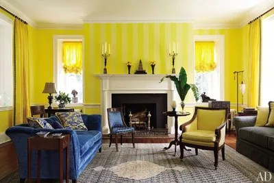 yellow paint ideas for living room white sofa designs and inspiration from ad architectural digest