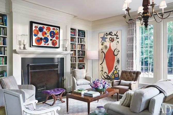 2012 AD100 Mark Hampton LLC Architectural Digest