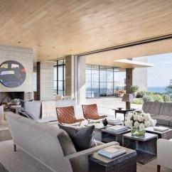 High Back Beach Chair Cover Rental Richmond Va Real-estate Maven Kurt Rappaport's Striking Malibu Home Photos | Architectural Digest