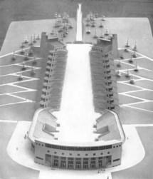 Olympic Stadium Architecture