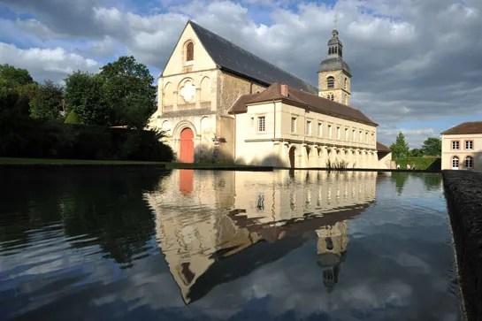 Dom Prignon Restores the French Monastery Where Champagne