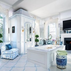 Grey Velvet Slipper Chair Tufted Cushions Mario Buatta Decorates A Stately Charleston Mansion For Patricia Altschul | Architectural Digest