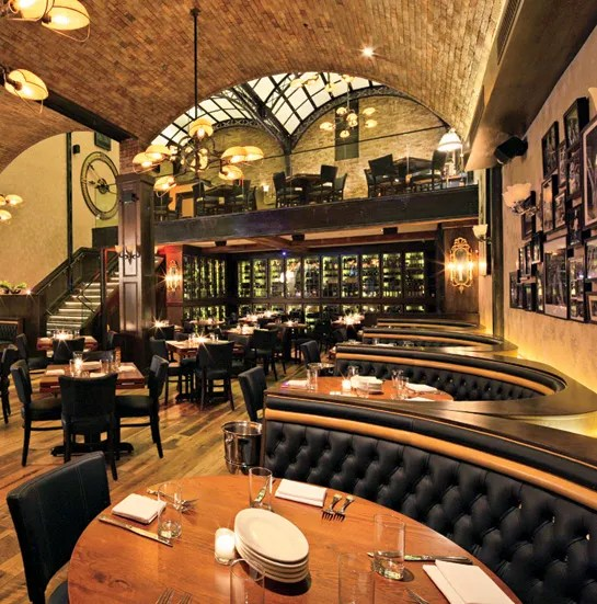 Six Design Savvy New Restaurants To Visit During Frieze