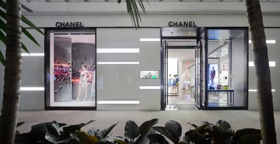 Peter Marino Renovates Chanels Bal Harbour Store  Architectural Digest