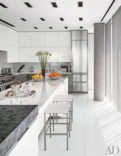 contemporary kitchen inspiration 35 Sleek & Inspiring Contemporary Kitchen Design Ideas   Architectural Digest
