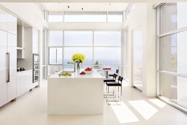 contemporary kitchen inspiration 35 Sleek and Inspiring Contemporary Kitchens Photos