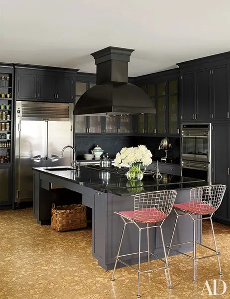 contemporary kitchen inspiration Kitchen Paint Colors Ideas and Inspiration Photos