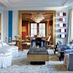 Traditional Living Rooms With Oriental Rugs Pictures Of Nice Modern 29 For Every Space Architectural Digest Worldclass Art And A Doris Leslie Blau Rug Supply Color In Manhattan Room By