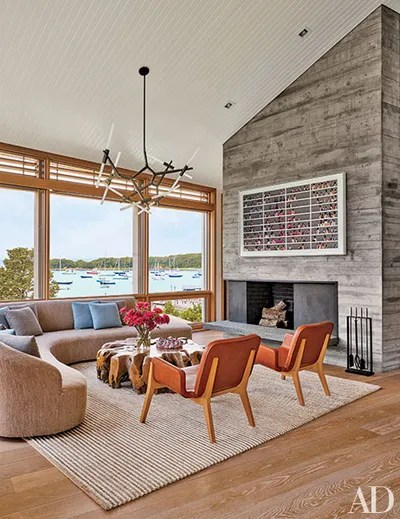 beach inspired living rooms ikea room ideas 21 that do decor right architectural a real estate executive and his wife lisa literacy consultant was designed by leroy street studio grouped beneath the s lindsey