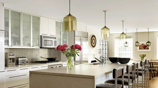 31 Kitchens with Pretty Pendant Lighting  Architectural