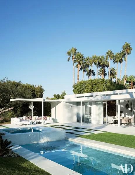 Desert Style Homes : desert, style, homes, Dazzling, Desert, Exteriors, Architectural, Digest