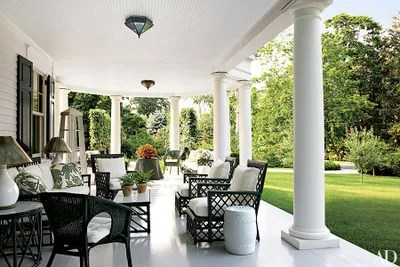 porch ideas to get your outdoor space