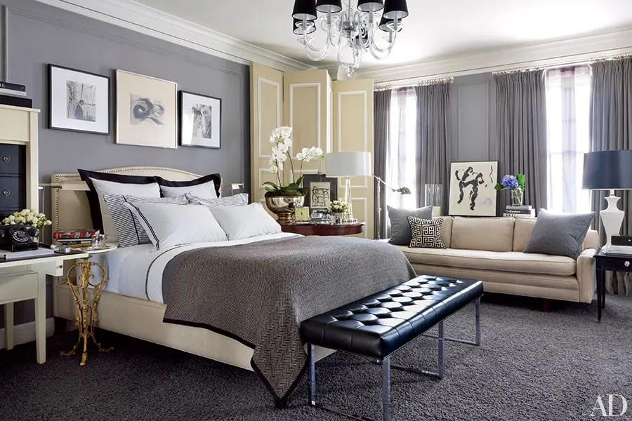 gray bedroom ideas that
