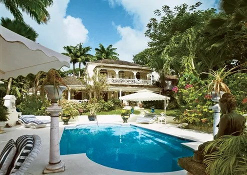 Tropical Becomes Eclectic on Barbados  Architectural Digest