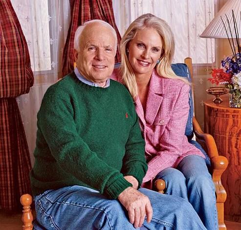 Architectural Digest Visits Senator and Mrs John McCain  Architectural Digest