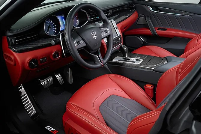 Maserati and Ermenegildo Zegna combine forces for a drive