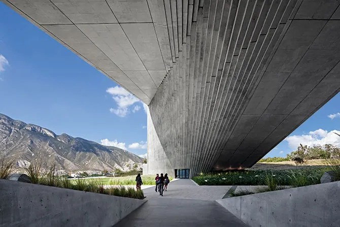 Contemporary Concrete Buildings Around the World Photos  Architectural Digest