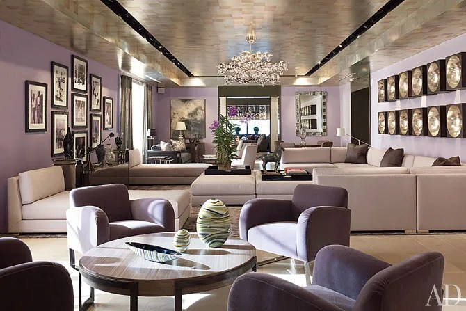 Donghias Sparkling Showroom  Architectural Digest