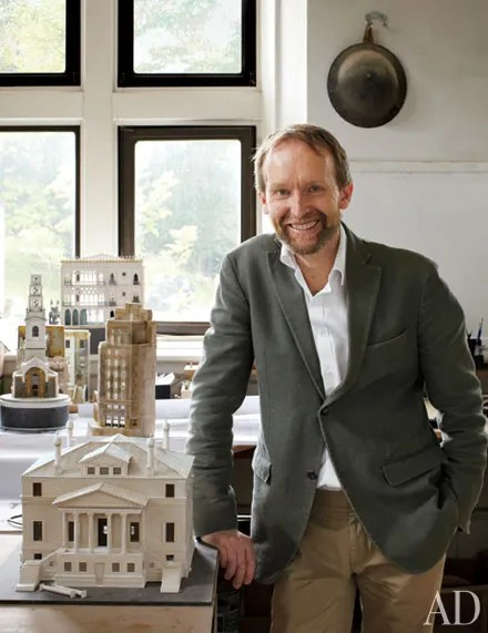 Timothy Richards Creates Artful Architectural Models  Architectural Digest