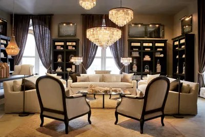 restoration hardware living room diy decorating ideas s boston flagship store opens in a historic display features odeon light fixtures and belgian slope arm sofas