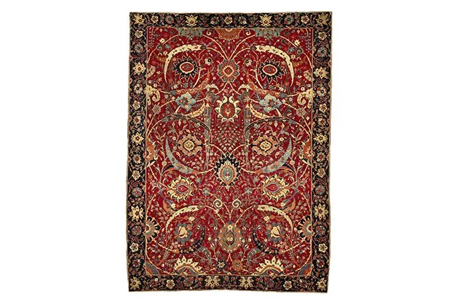The Worlds Most Expensive Carpets Photos