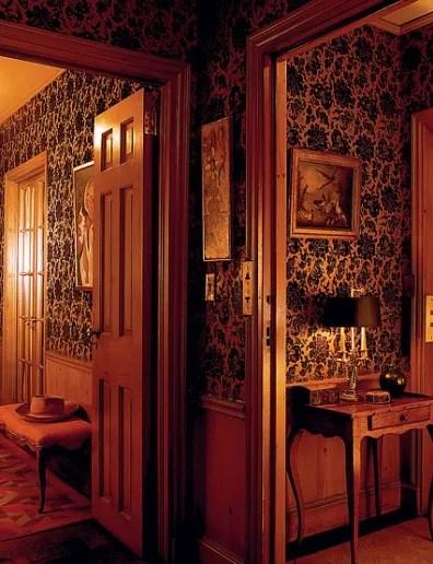 Inside Greta Garbos Home in New York Architectural Digest