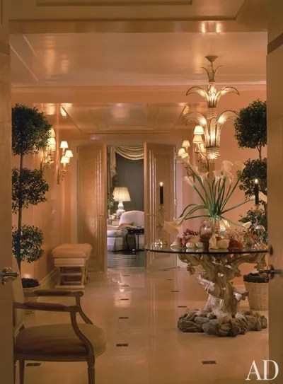 Mariah Careys New York Triplex  Architectural Digest