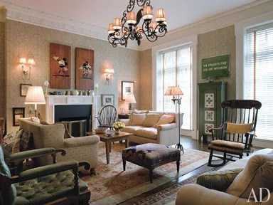 Tour Woody Allens English CountryStyle Manhattan