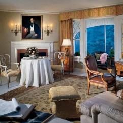 Desk Chairs On Carpet High Chair Alternative Tour John Travolta And Kelly Preston's Shingle Style Residence Off The Coast Of Maine Photos ...