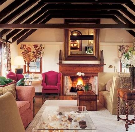 Catherine ZetaJones and Michael Douglas Bermuda Home