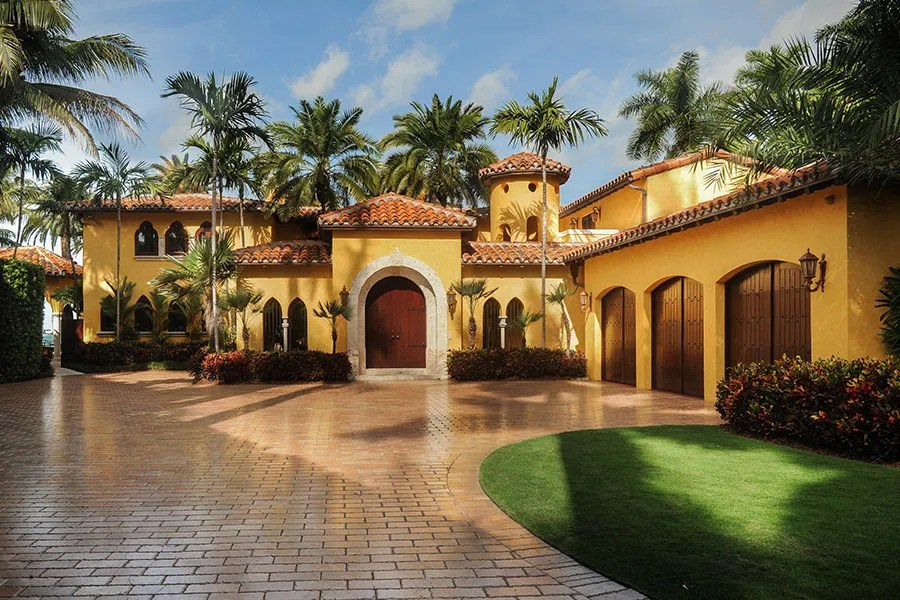 A Sunset Islands Home Once Owned by Enrique Iglesias  Architectural Digest