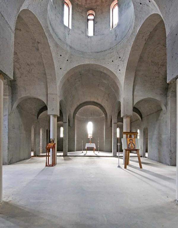 Modern Monastery Architecture