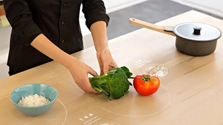 ikea digital concept table offers