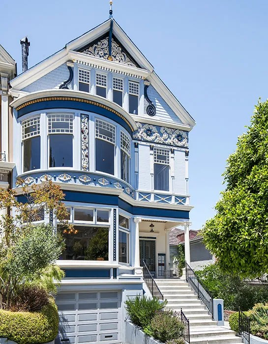 Meg Ryan's Former San Francisco Home Sold  Architectural