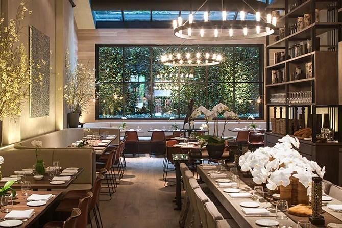Hamptons Restaurant Tutto Il Giorno Opens New York City