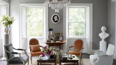 gray paint colors for living room feng shui artwork best and ideas architectural digest