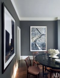Gray Bedroom & Living Room Paint Color Ideas Photos ...